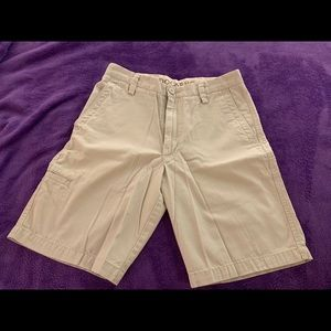 Men's khaki Dockers shorts. Size 30.